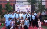 SAMAVESH- Mini Marathon organised by Alumni Association on 2nd Feb, 2020